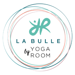 LA BULLE YOGA BY ROOM LOGO