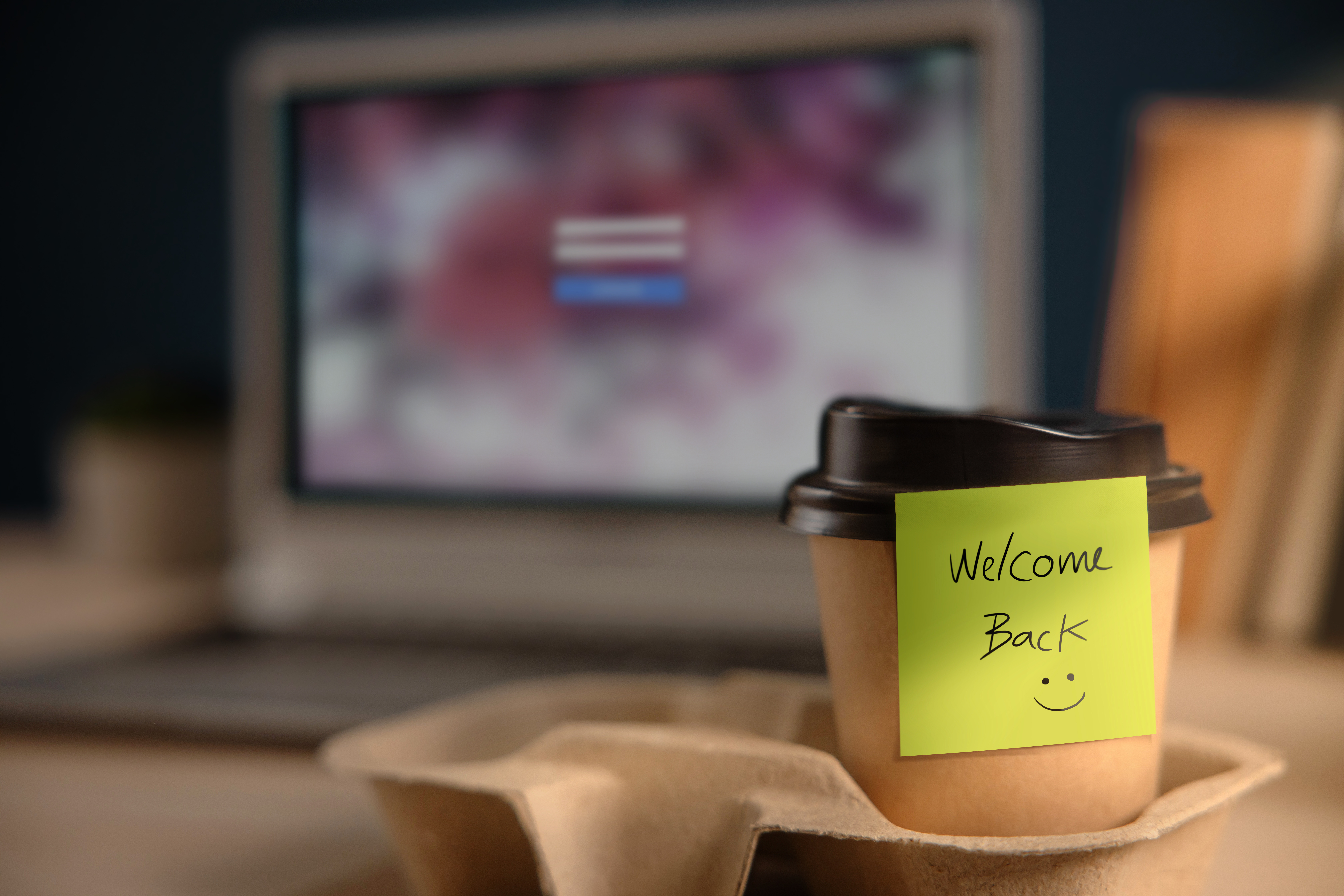 welcome back reonboarding